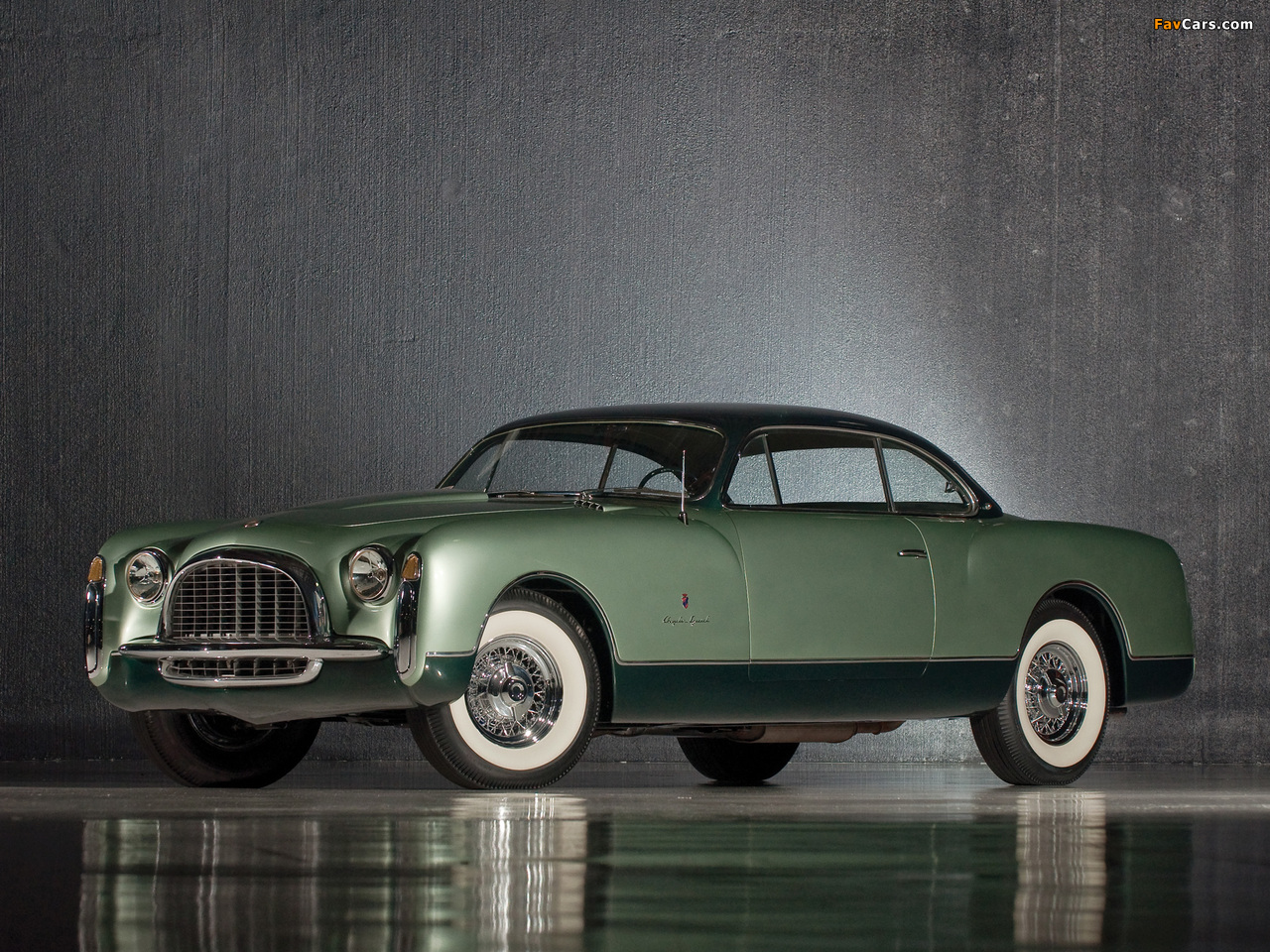 Chrysler Thomas Special Concept 1953 images (1280 x 960)