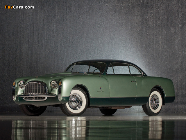 Chrysler Thomas Special Concept 1953 images (640 x 480)