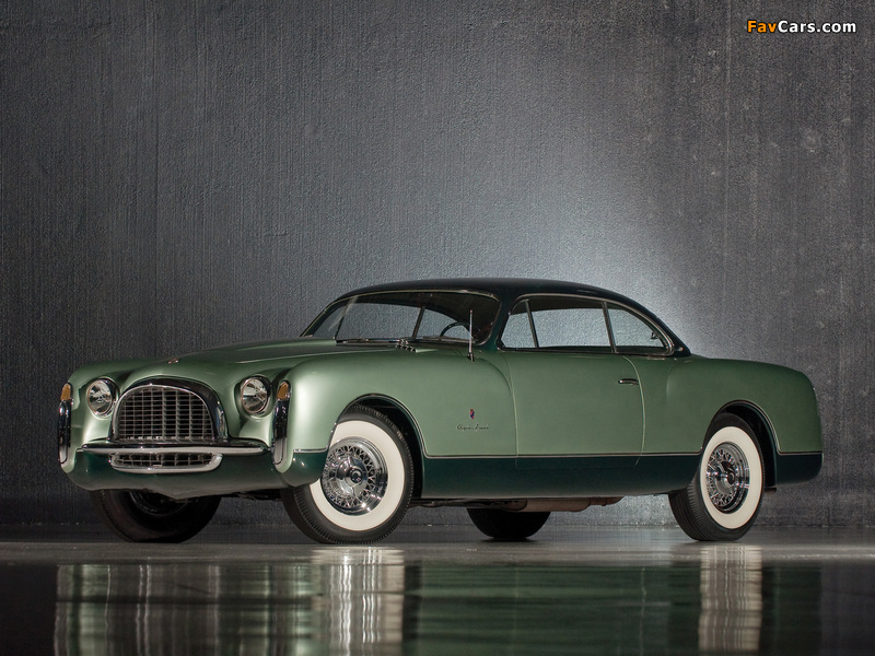 Chrysler Thomas Special Concept 1953 images (800 x 600)