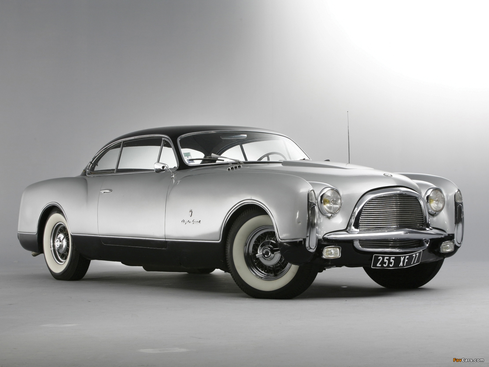 Chrysler Thomas Special Concept 1953 images (1600 x 1200)