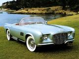Chrysler Falcon Concept Car 1955 pictures