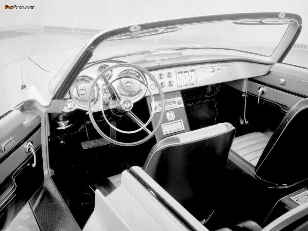 Chrysler Dart Concept Car 1956 photos (1024 x 768)