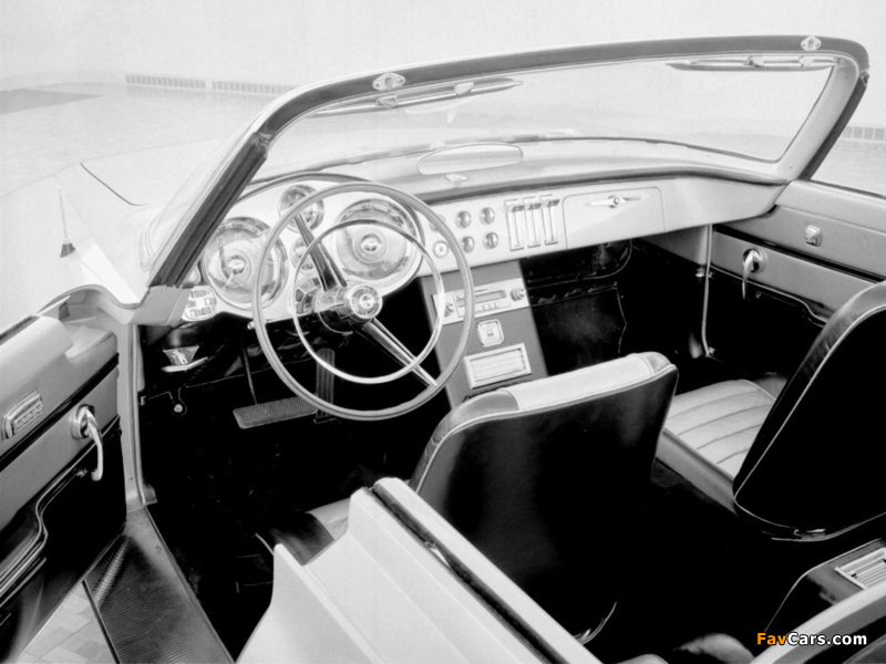 Chrysler Dart Concept Car 1956 photos (800 x 600)