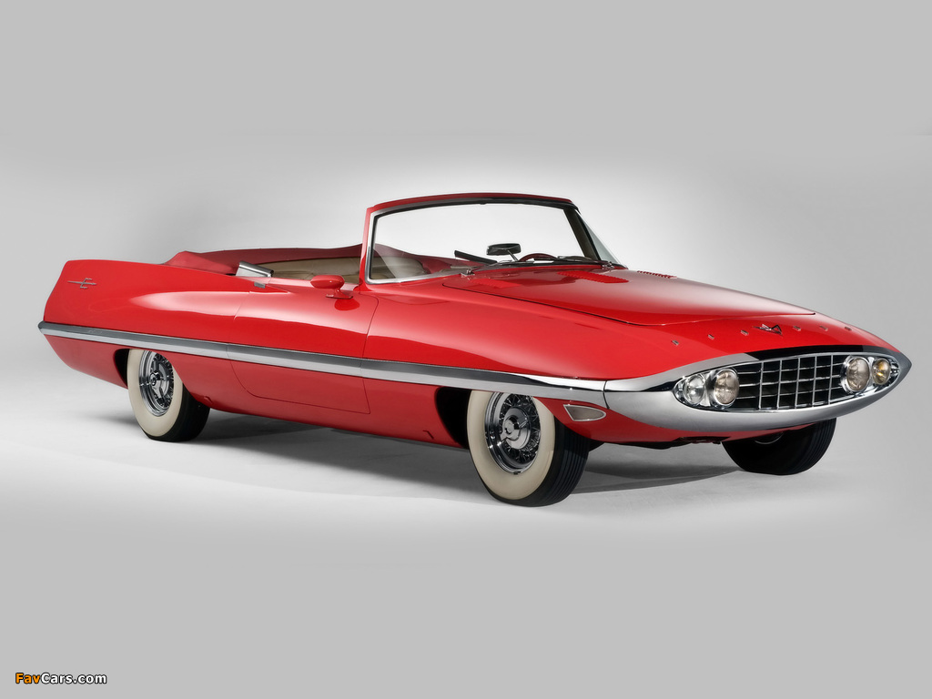 Chrysler Diablo Concept Car 1957 images (1024 x 768)