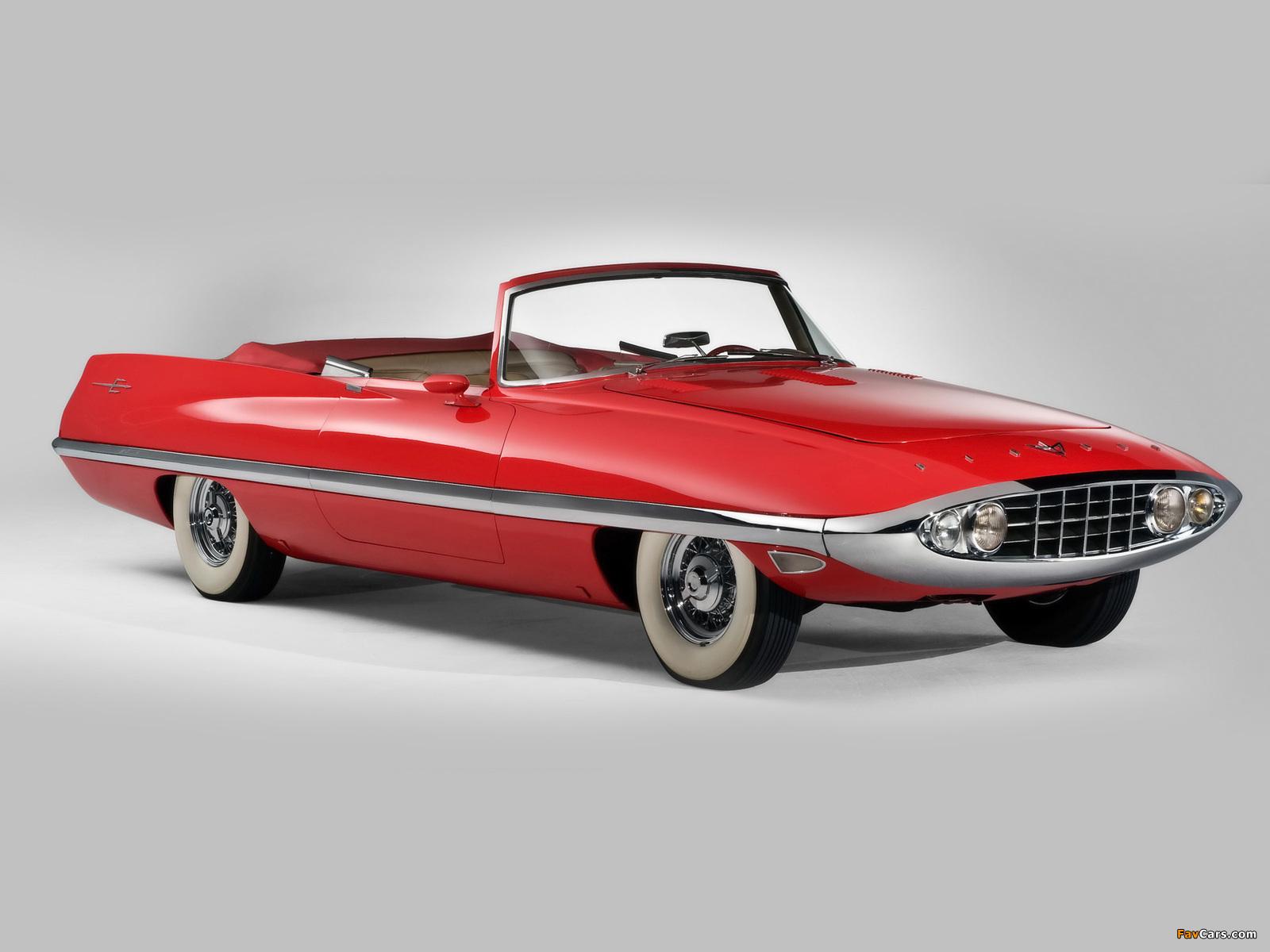Chrysler Diablo Concept Car 1957 images (1600 x 1200)