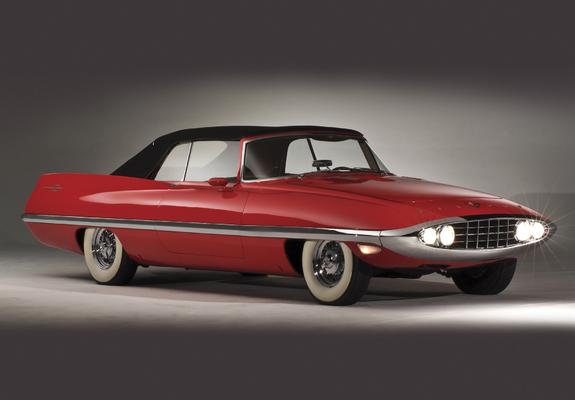Chrysler Diablo Concept Car 1957 Pictures