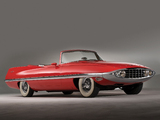 Chrysler Diablo Concept Car 1957 wallpapers