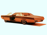 Chrysler 70X Concept 1969 pictures