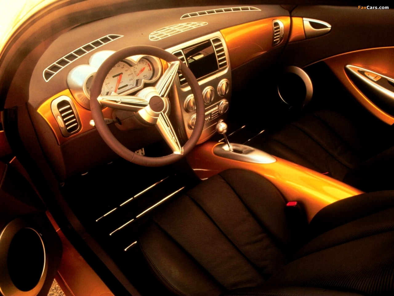Chrysler Pronto Cruizer Concept 1999 images (1280 x 960)