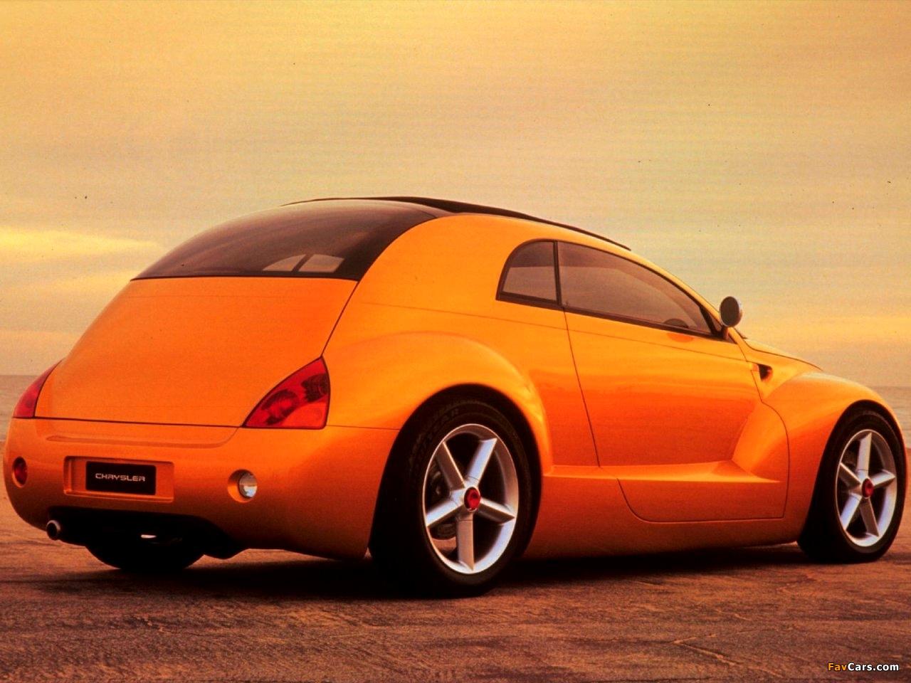 Chrysler Pronto Cruizer Concept 1999 pictures (1280 x 960)