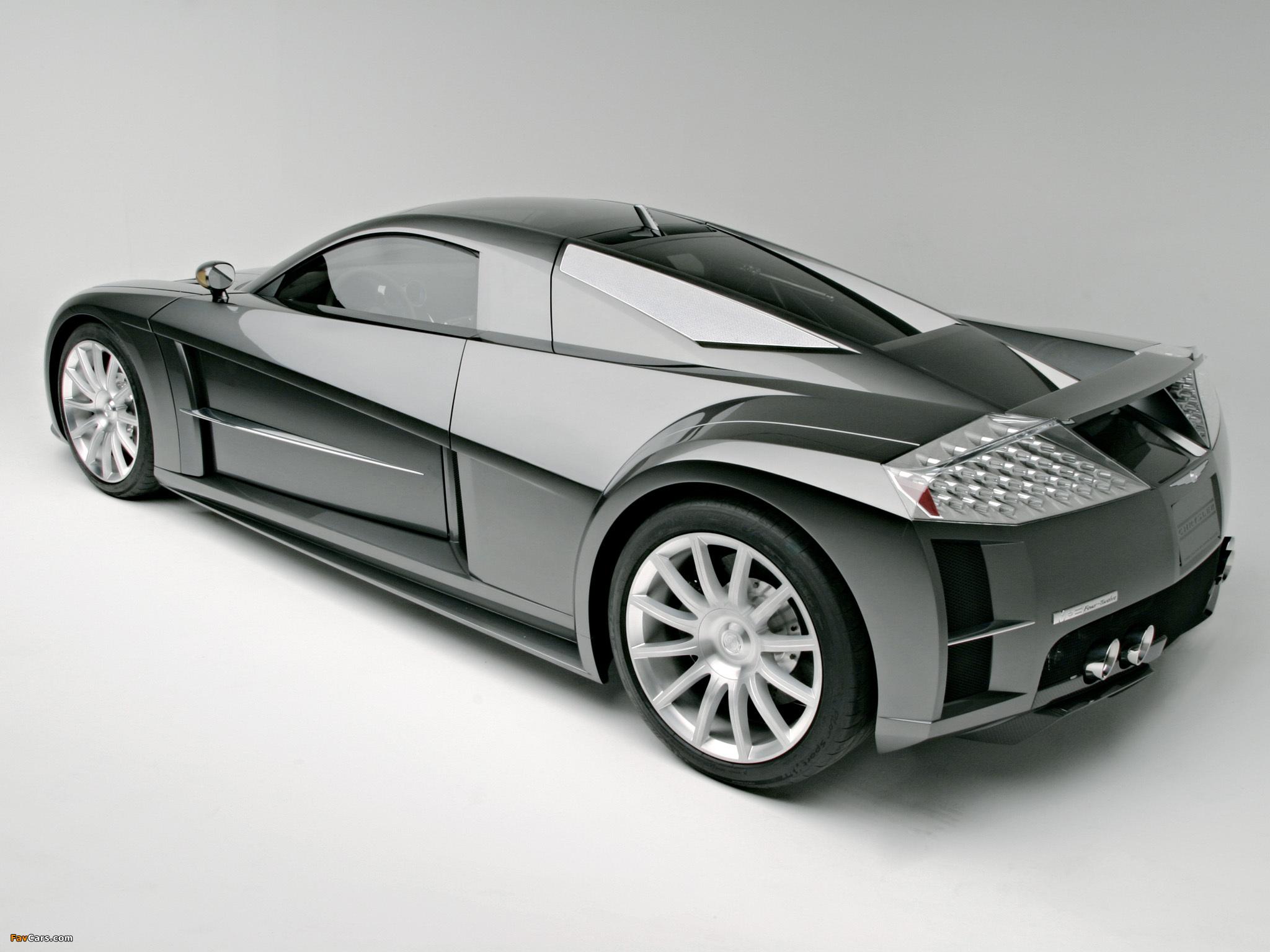 Chrysler ME 4-12 Concept 2004 images (2048 x 1536)