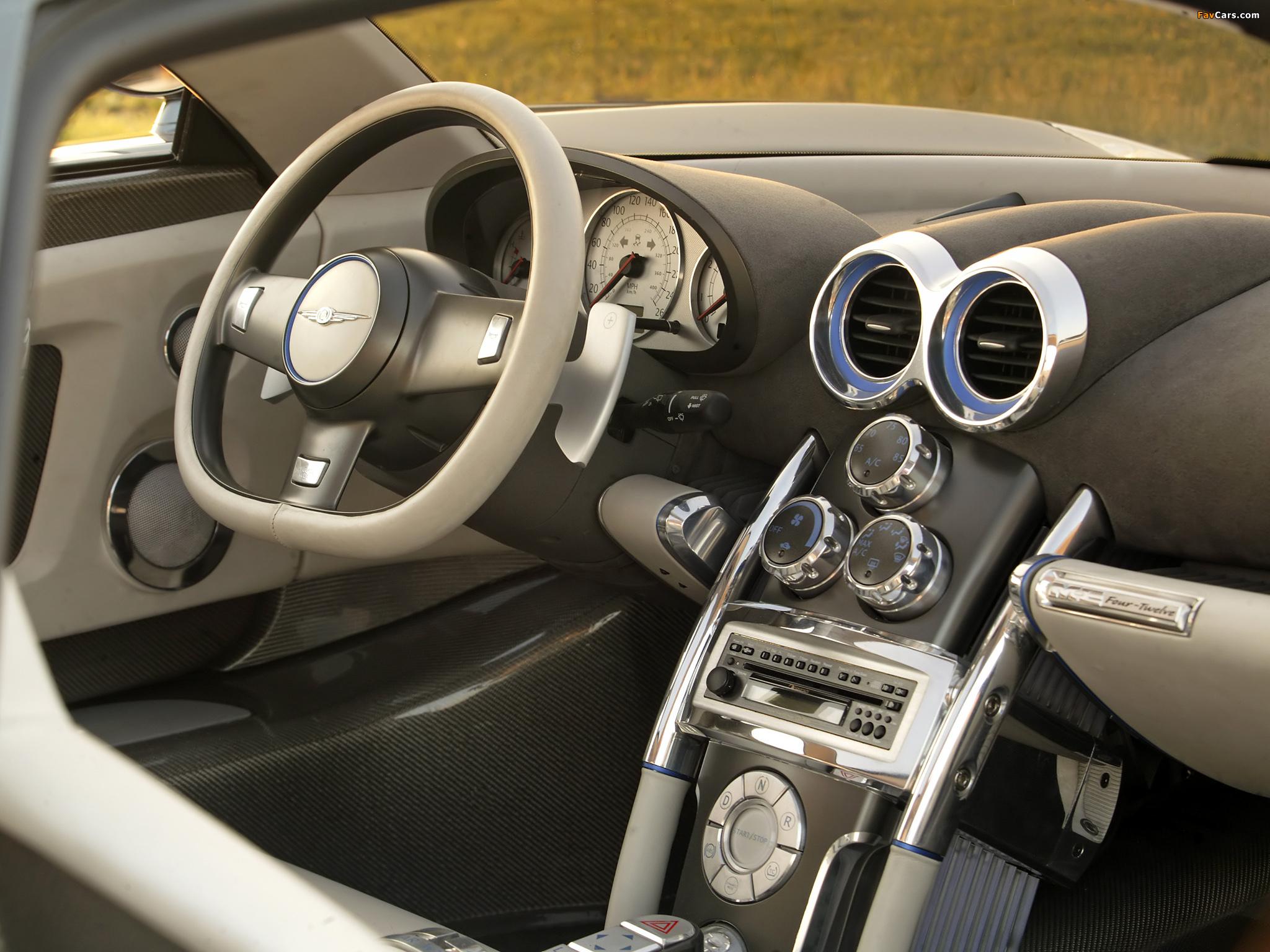 Chrysler ME 4-12 Concept 2004 photos (2048 x 1536)