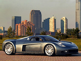 Chrysler ME 4-12 Concept 2004 wallpapers
