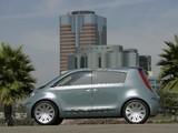 Chrysler Akino Concept 2005 photos