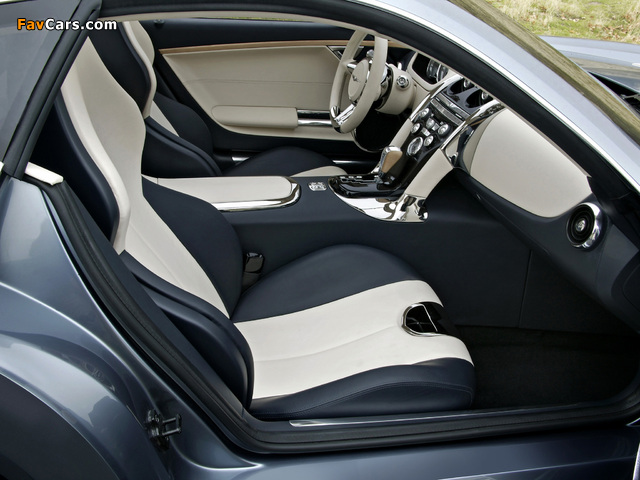 Chrysler Firepower Concept 2005 pictures (640 x 480)