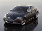 Chrysler 200C EV Concept 2009 photos