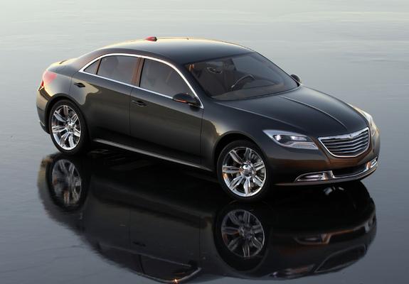 Chrysler 200c Ev Concept 2009 Pictures