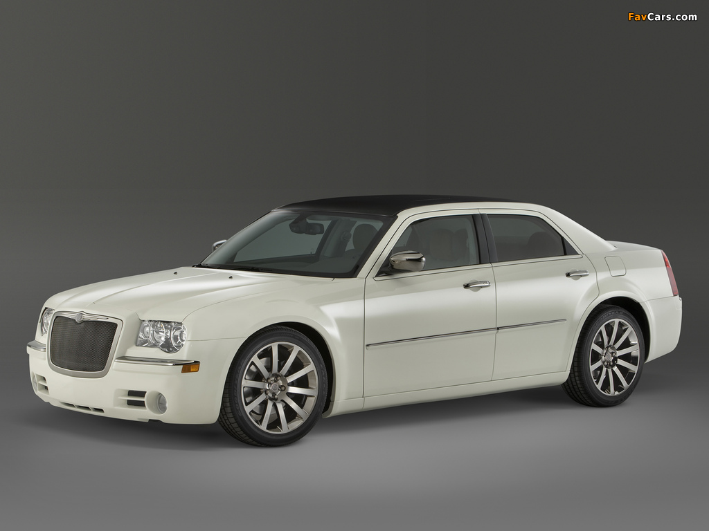 Chrysler 300 EcoStyle Concept (LX) 2010 wallpapers (1024 x 768)