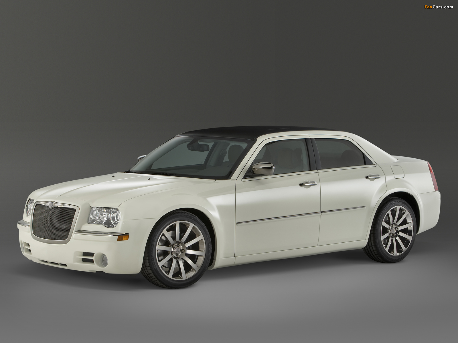Chrysler 300 EcoStyle Concept (LX) 2010 wallpapers (1600 x 1200)