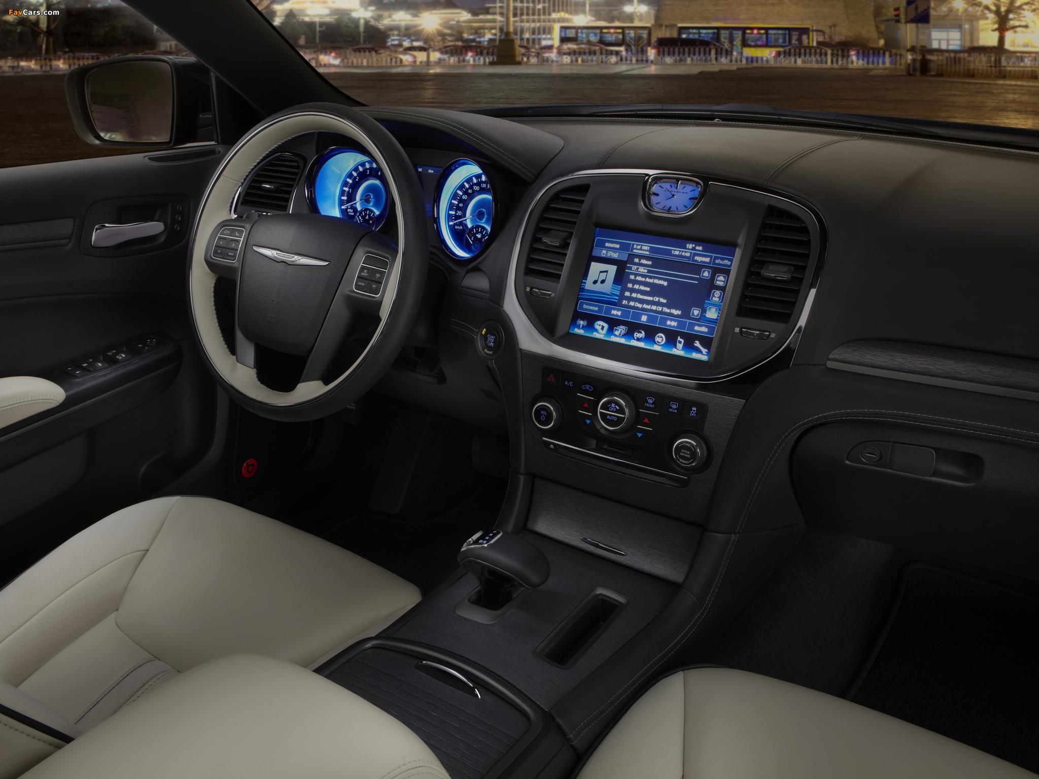 Chrysler 300 Ruyi Design Concept 2012 pictures (2048 x 1536)