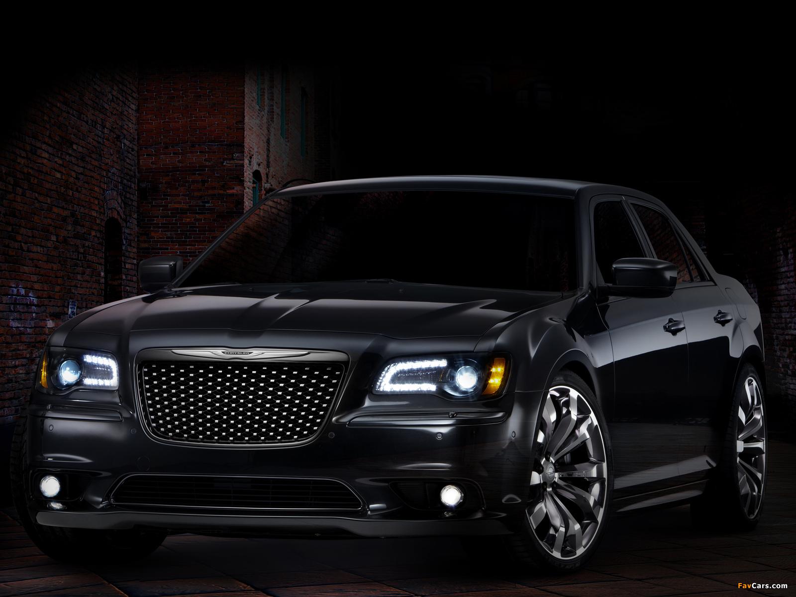 Chrysler 300 Ruyi Design Concept 2012 wallpapers (1600 x 1200)
