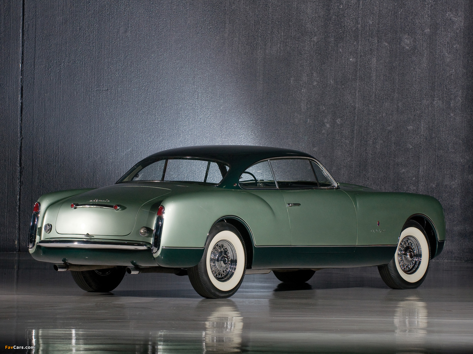 Images of Chrysler Thomas Special Concept 1953 (1600 x 1200)