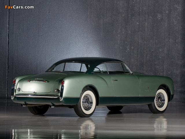 Images of Chrysler Thomas Special Concept 1953 (640 x 480)