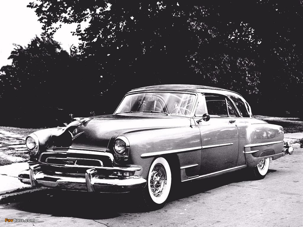 Images of Chrysler La-Comtesse Concept Car 1954 (1024 x 768)