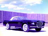 Images of Chrysler Falcon Concept Car 1955
