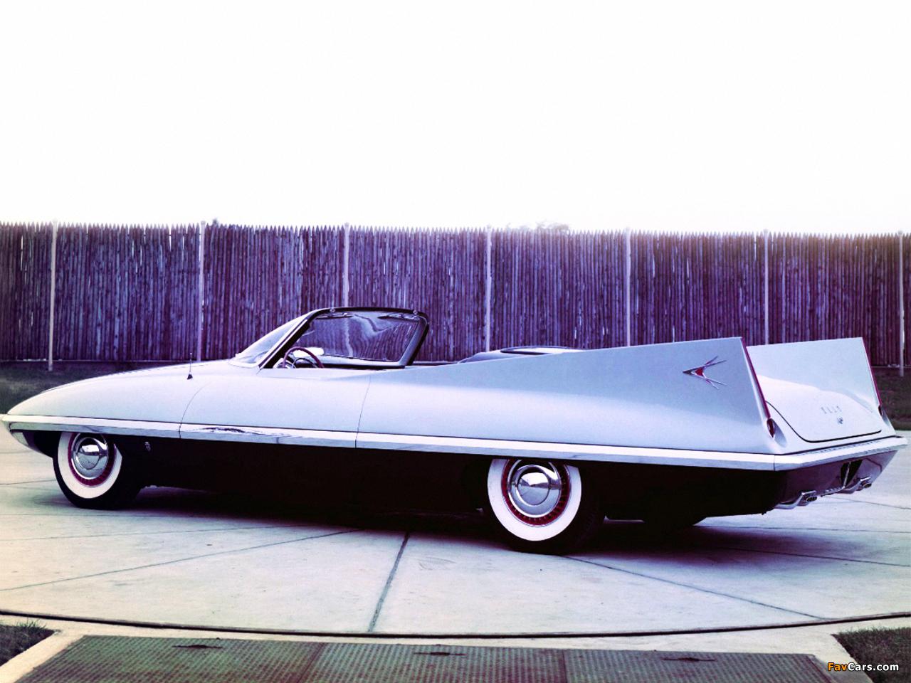 Images of Chrysler Dart Concept Car 1956 (1280 x 960)