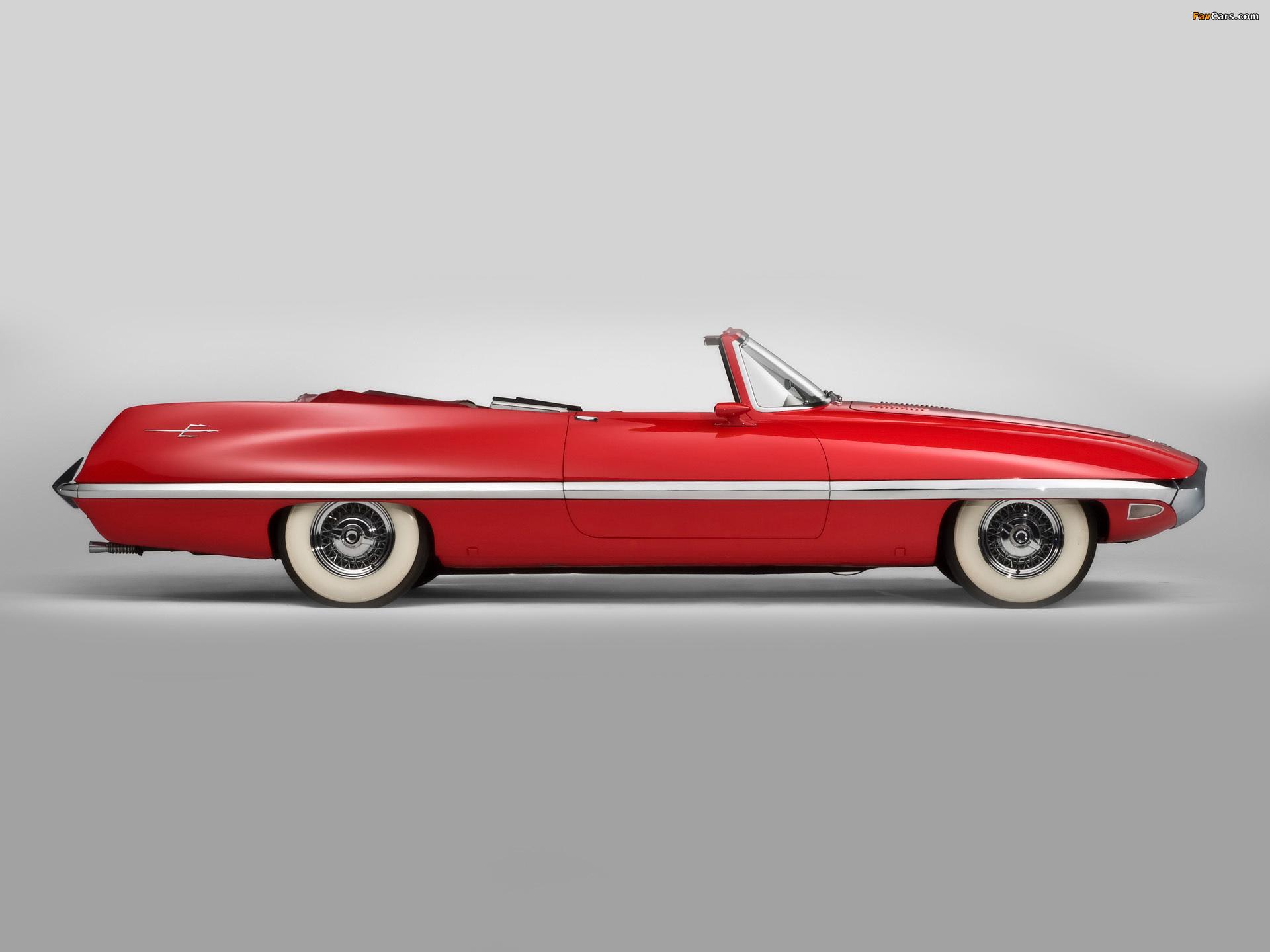 Images of Chrysler Diablo Concept Car 1957 (1920 x 1440)