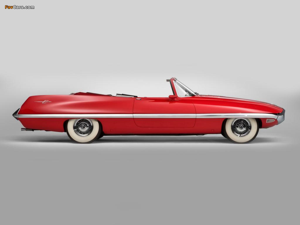 Images of Chrysler Diablo Concept Car 1957 (1024 x 768)