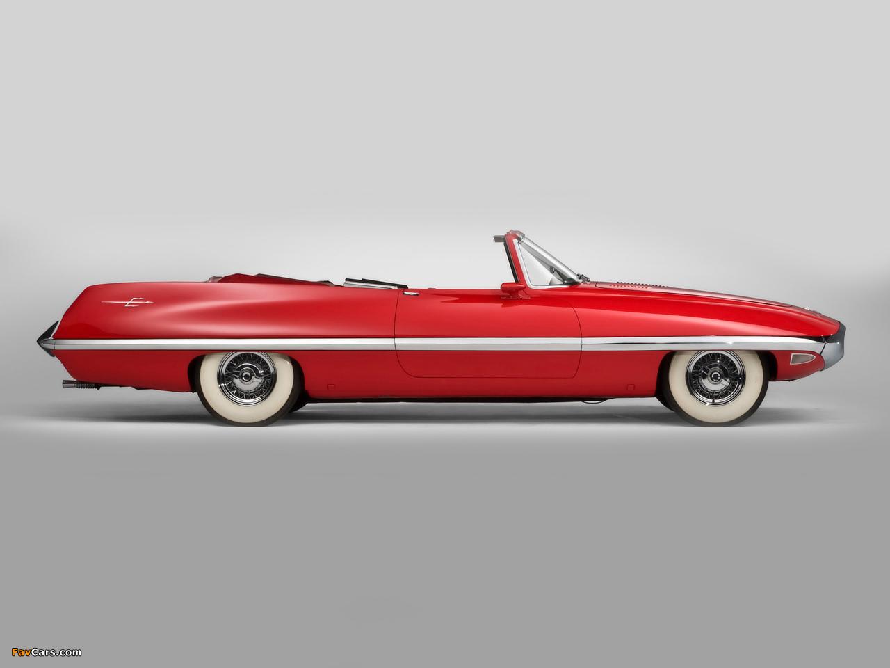 Images of Chrysler Diablo Concept Car 1957 (1280 x 960)