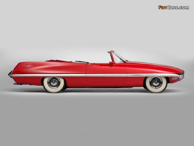 Images of Chrysler Diablo Concept Car 1957 (640 x 480)