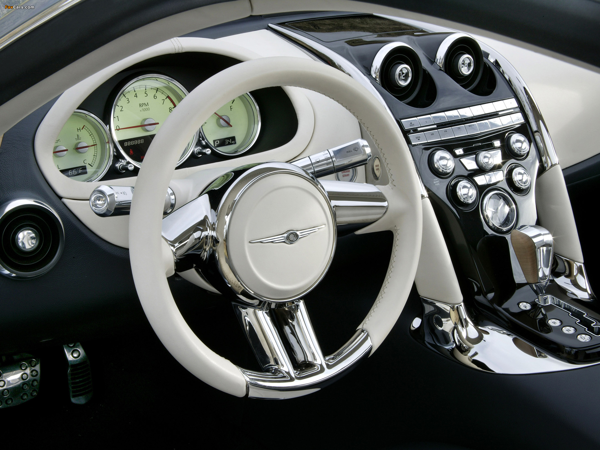 Images of Chrysler Firepower Concept 2005 (2048 x 1536)