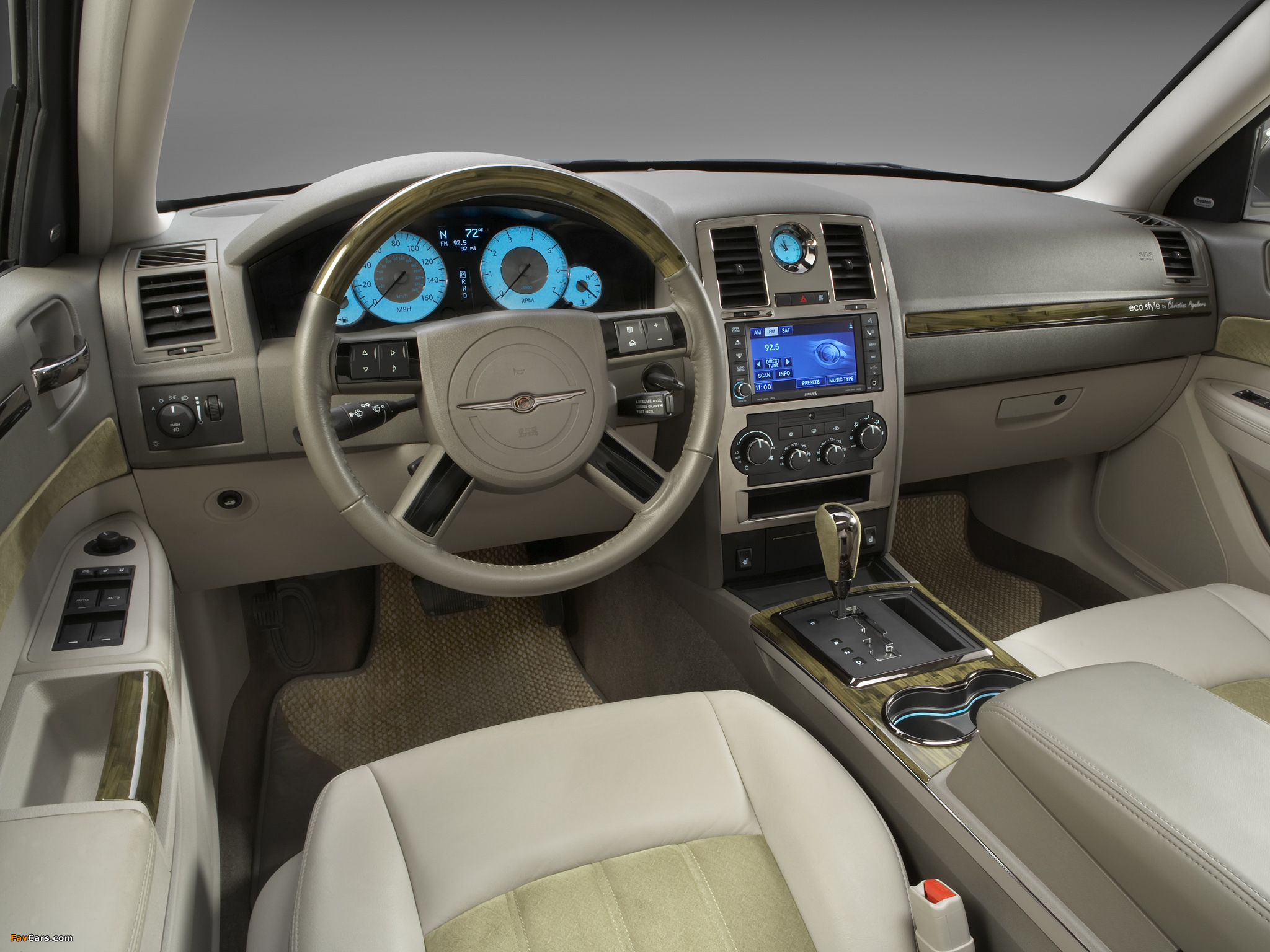 Images of Chrysler 300 EcoStyle Concept (LX) 2010 (2048 x 1536)