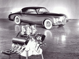 Photos of Chrysler K-310 Concept Car 1951