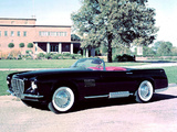 Photos of Chrysler Falcon Concept Car 1955
