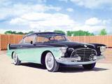 Photos of Chrysler Flight Sweep II Concept Car 1955