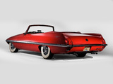 Photos of Chrysler Diablo Concept Car 1957