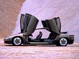 Photos of Chrysler Lamborghini Portofino Concept 1987