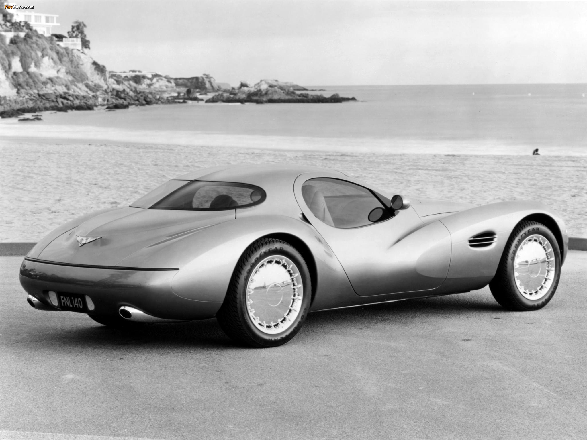 Photos of Chrysler Atlantic Concept 1995 (2048 x 1536)