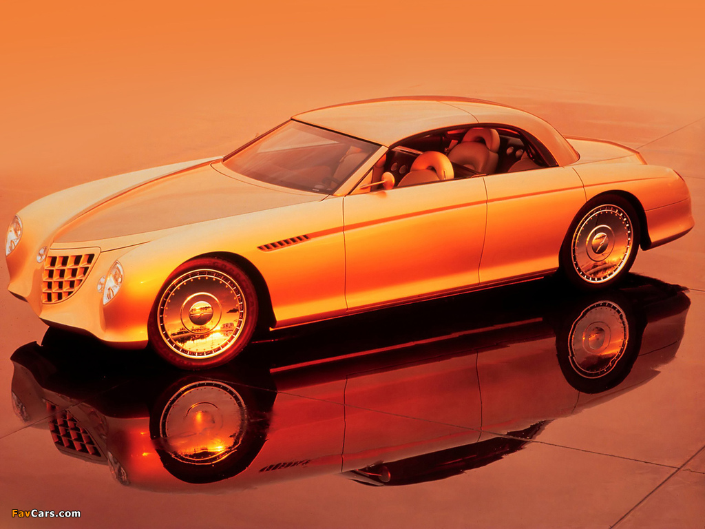 Photos of Chrysler Phaeton Concept 1997 (1024 x 768)
