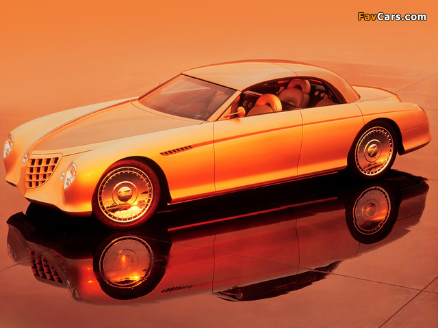 Photos of Chrysler Phaeton Concept 1997 (640 x 480)