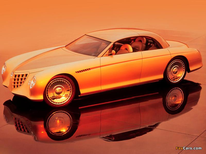 Photos of Chrysler Phaeton Concept 1997 (800 x 600)
