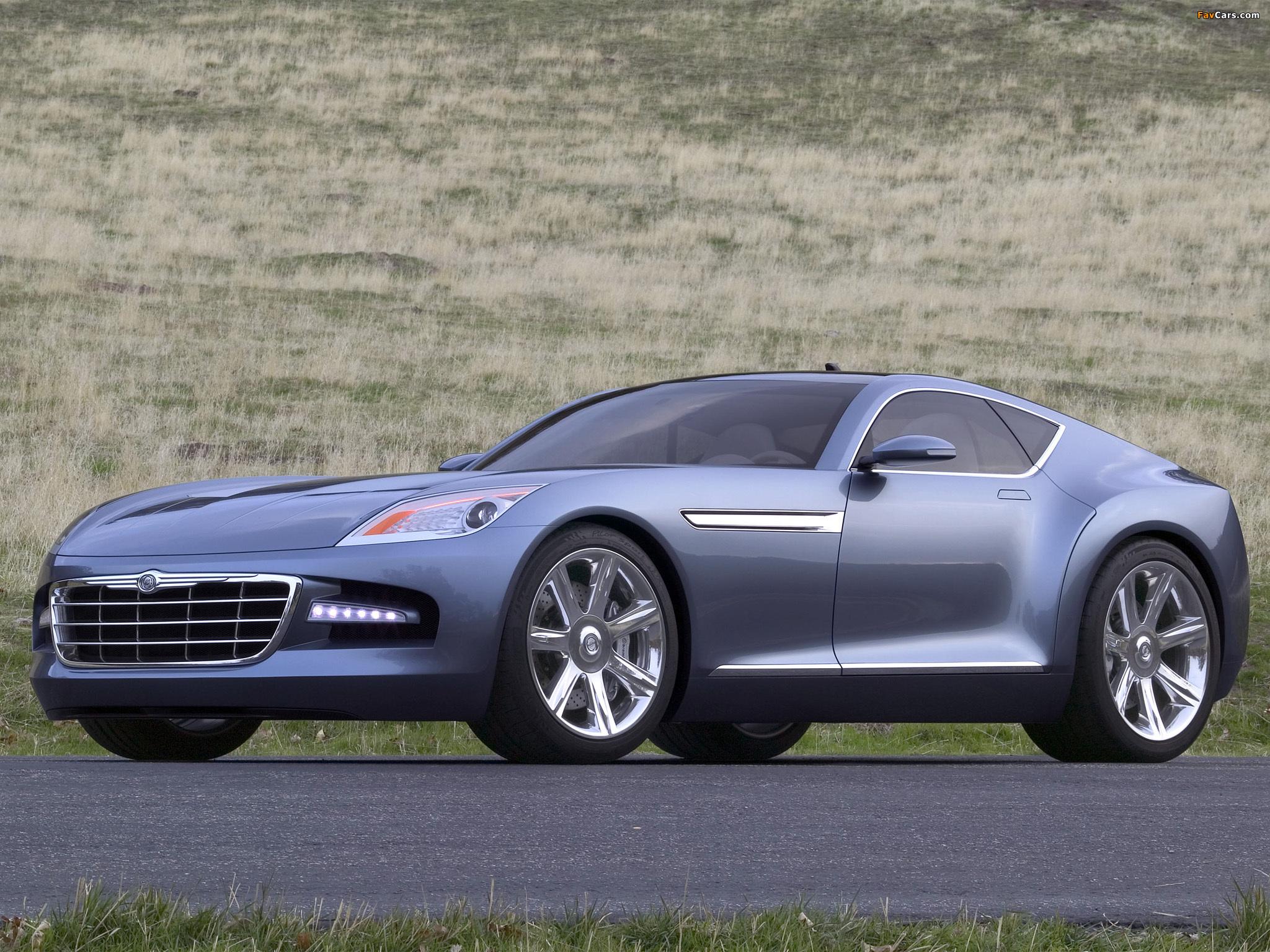 Photos of Chrysler Firepower Concept 2005 (2048 x 1536)