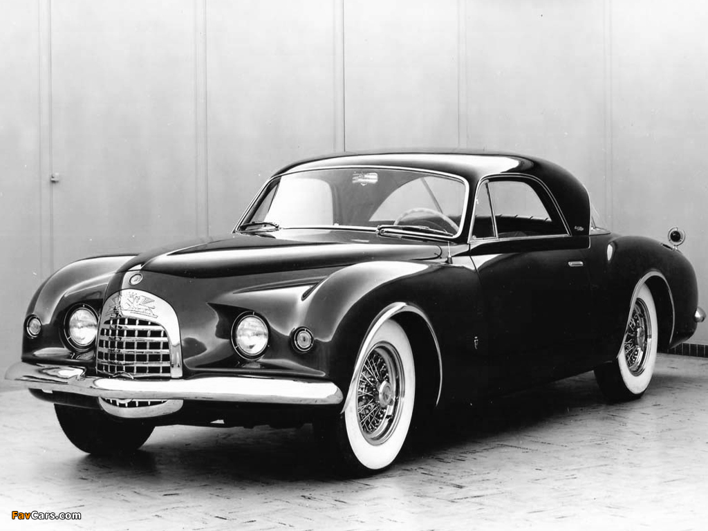 Pictures of Chrysler K-310 Concept Car 1951 (1024 x 768)