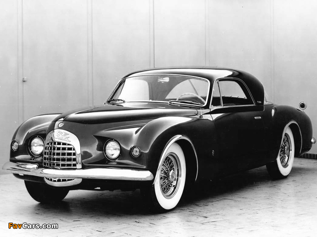 Pictures of Chrysler K-310 Concept Car 1951 (640 x 480)