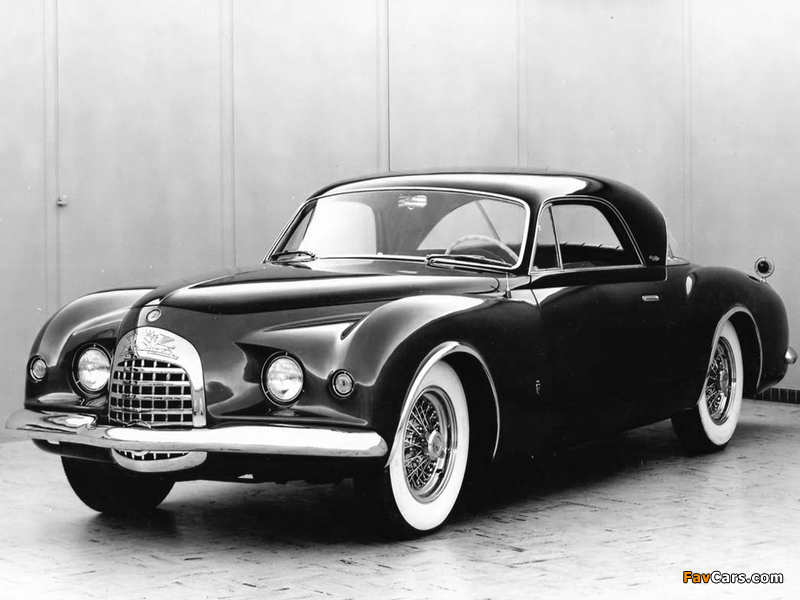 Pictures of Chrysler K-310 Concept Car 1951 (800 x 600)