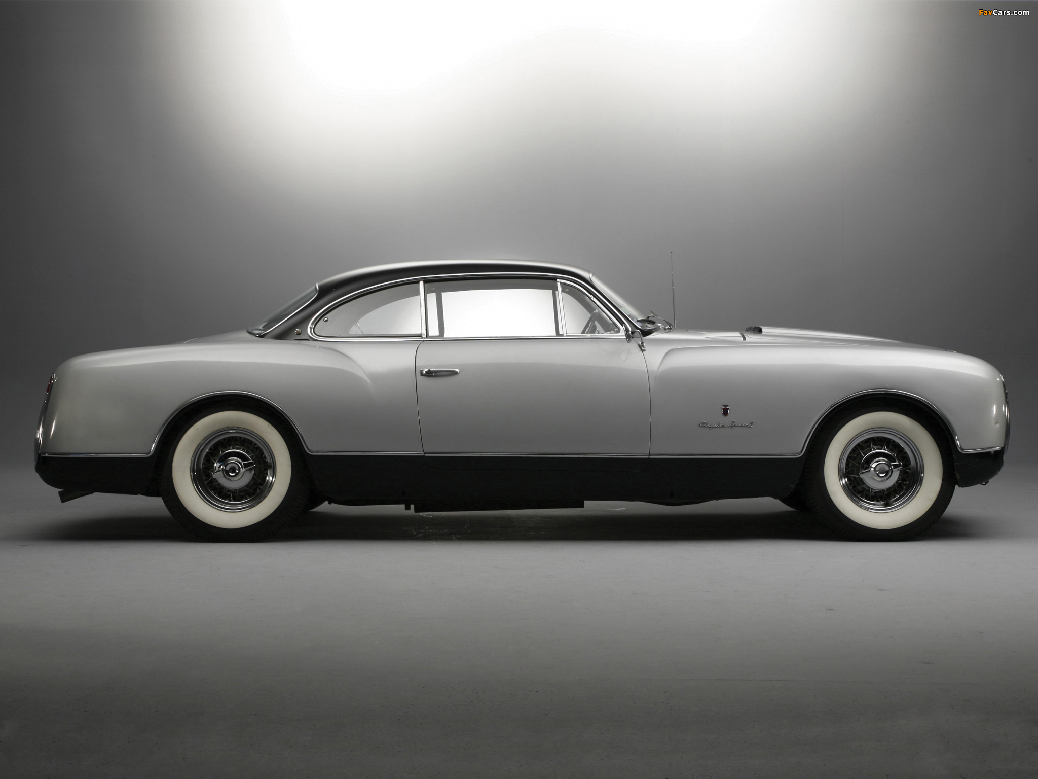 Pictures of Chrysler Thomas Special Concept 1953 (2048 x 1536)